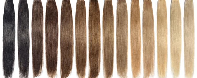 Different Shades of Hair