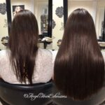 Straight Brown Hair Extensions