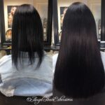Straight Black Hair Extensions