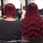 Curly Red Hair Extensions