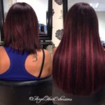 Straight Red Hair Extensions