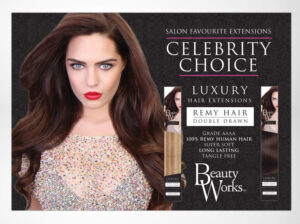 Beauty Works Celebrity Choice