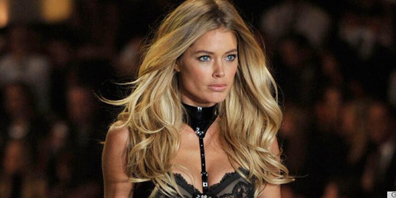 blond secret model
